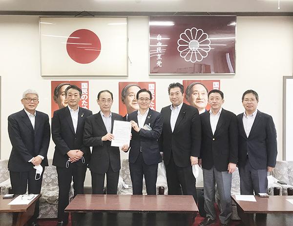 滋賀の旅行3団体が知事へ要望