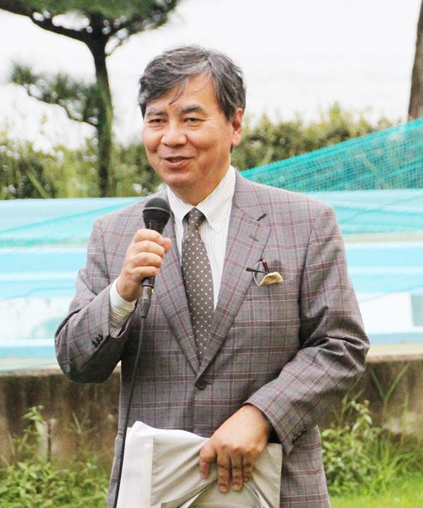 松坂健さん