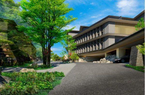 箱根強羅新温泉旅館イメージ